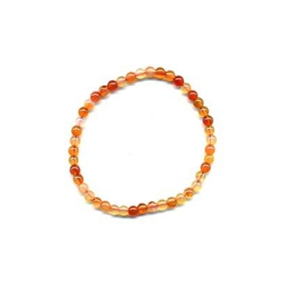 619-bracelet-en-cornaline-boules-4mm