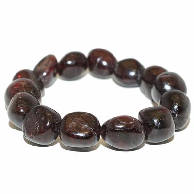 bracelet-grenat-pierre-roulée-10mm3