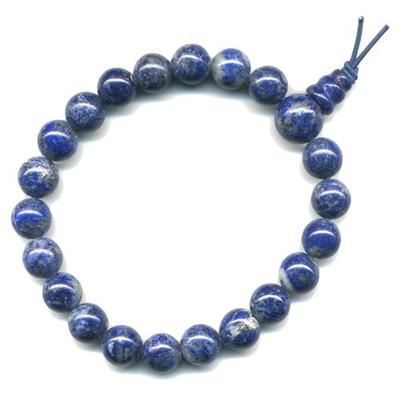 Mala-tibétain-lapis-lazuli