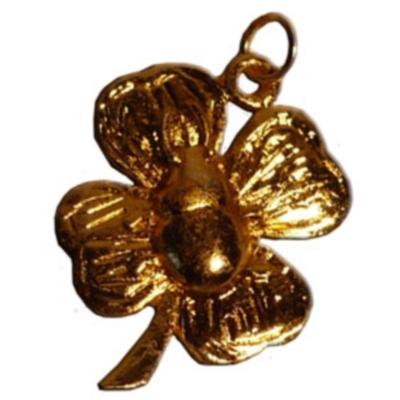 scarabee-egyptien-trefle-or