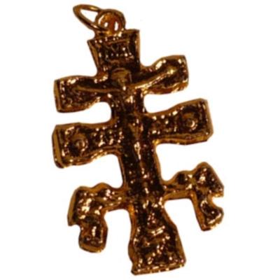 sainte-croix-de-caravaca-or