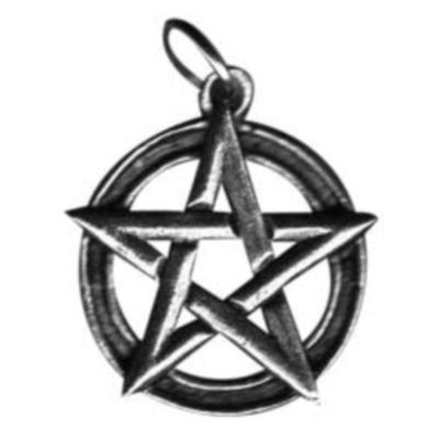 pentagramme-argente
