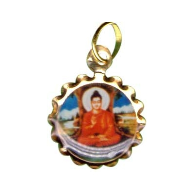 bouddha-medaille-ronde