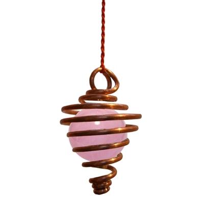pendule-micro-vibratoire-quartz-rose-gm