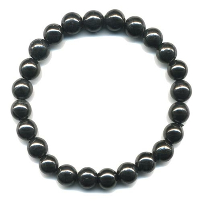 bracelet-shungite-boules-8mm