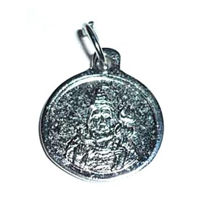 Shiva-argenté-en-relief-15mm
