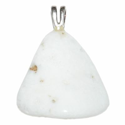 Pendentif-opale-Blanche-argent-B1