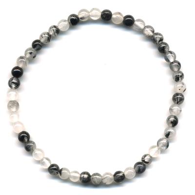 Bracelet-quartz-tourmaline-boules-4mm