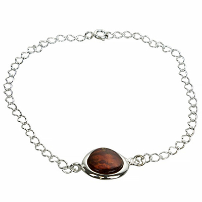 Bracelet-Coussin-Ambre-Brun