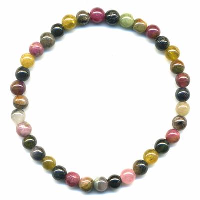 Bracelet-Tourmaline-multi-boules-5-à-6-mm-1