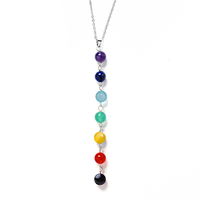7-chakra-gem-pierre-perles-pendentif-collier-femmes-yoga-reiki-gu-rison-quilibrage-maxi-chakra-colliers