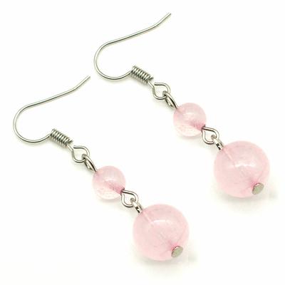 Boucles-d'oreilles-Quartz-rose-1