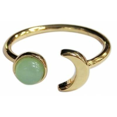 bague-aigue-marine-perle-6-mm-et-lune-metal-dore-ajustable