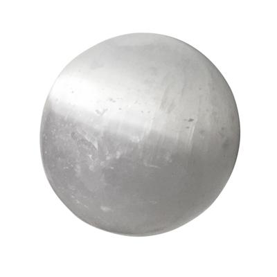 Boule de massage en sélénite de 36 à 40mm