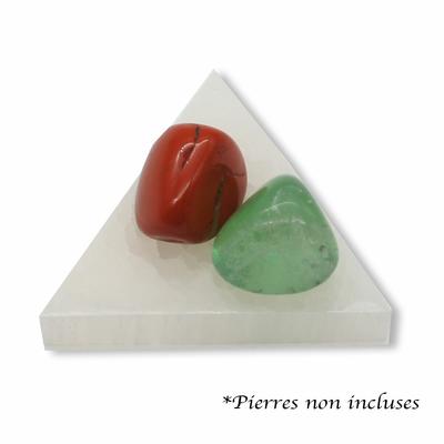 Plaquette-de-rechargement-triangulaire-en-sélénite-2