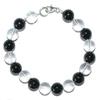 7120-bracelet-tourmaline-noire-et-cristal-de-roche-boules-10mm-en-argent-925