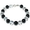 7122-bracelet-tourmaline-noire-et-cristal-de-roche-boules-10mm-en-argent-925