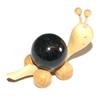 6551-boule-de-massage-2-cm-en-tourmaline-noire-support-escargot