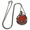 6279-pendentif-jaspe-rouge-boule-20mm-en-cage