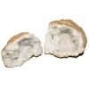 6140-paire-de-geode-druse-en-cristal-de-roche-de-8-a-12-cm