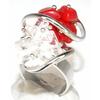 222-bague-corail-et-cristal-de-roche-mosaique-grande-femme-stone-style