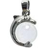 4694-pendentif-cristal-de-roche-en-boule-avec-dauphin-22-mm