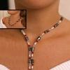 735-collier-magnetique-multifonction-en-aventurine-en-90-cm