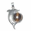 pendentif-oeil-de-tigre-dauphin