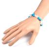 Bracelet-baroque-duo-Howlite-turquoise-et-Cristal-de-roche4