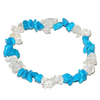 Bracelet-baroque-duo-Howlite-turquoise-et-Cristal-de-roche3
