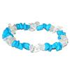 Bracelet-baroque-duo-Howlite-turquoise-et-Cristal-de-roche2