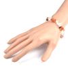 Bracelet-baroque-duo-Cornaline-et-cristal2