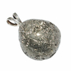 Pendentif-pyrite-naturelle-extra-béliere-argent-1
