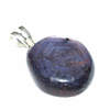 Pendentif-saphir-étoilé-extra-bélière-argent-1
