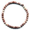 Bracelet-jaspe-bréchique-boules-4mm
