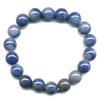Bracelet-quartz-bleu-boules-10mm