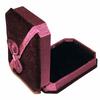 Boite-cadeau-Luxe-bordeau-pour-pendentif-