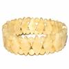 Bracelet-losange-Calcite-Jaune-2
