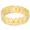 Bracelet-losange-Calcite-Jaune
