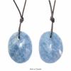 Pendentif-Calcite-bleue-Oval-Maxi-avec-cordon-3