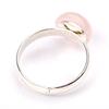 bague-quartz-rose-cabochon-rond