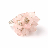 Bague-Quartz-Rose-mosaïque-Femme