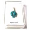 Turquoise-natur-argent-boit