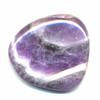 Améthyste-pierre-plate