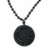 Collier-amulette-de-protection-en-Obsidienne-noire-1
