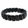 Bracelet-obsidienne-oeil-céleste-plaquette-facettée-2