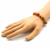 Bracelet-bois-naturel-et-pierre-de-cornaline-1