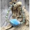 YA2712-Naturel-Labradorite-Pierre-Charme-Labradorite-7mm-Perles-Tissage-Bracelet-Cordon-r-glable-sur-6-5