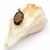 pendentif-quartz-fumé-argent-1