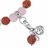 Bracelet-Mala-Améthyste,-Cristal-de-roche,-Quartz-rose-(Vitalité)-1